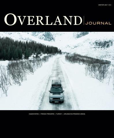 Overland Journal digital cover