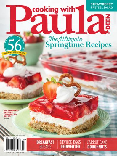 Cooking with Paula Deen digital cover
