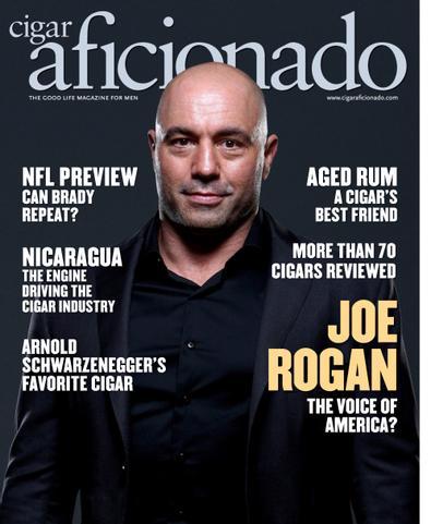 Cigar Aficionado digital cover