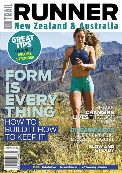 Kiwi Trail Runner digital cover
