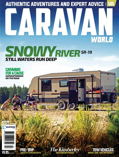 Caravan World digital cover
