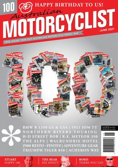 Australian Motorcyclist digital cover