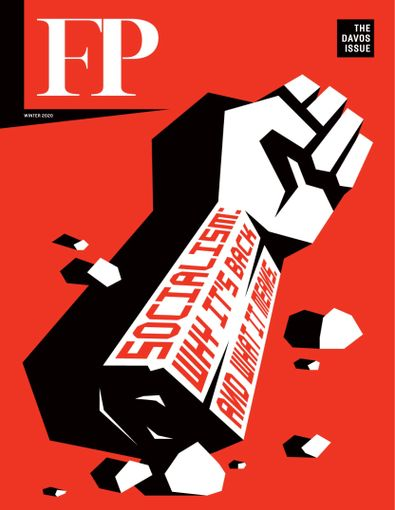 Foreign Policy digital cover