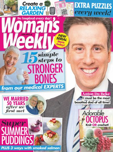 Woman's Weekly digital cover