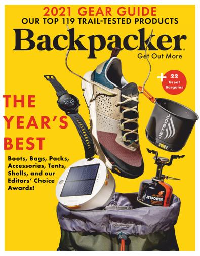 Backpacker digital cover