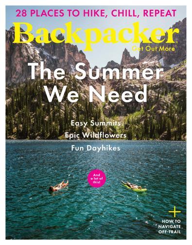 Backpacker digital cover