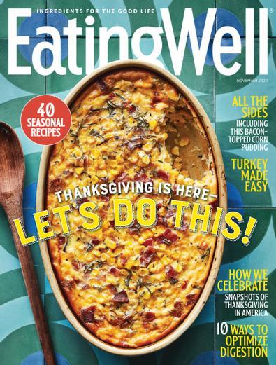 EatingWell digital cover