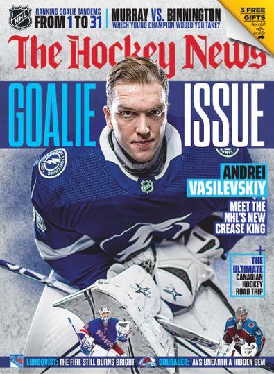 The Hockey News digital cover