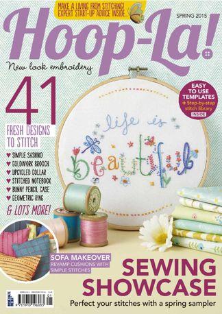 Hoop-La! digital cover