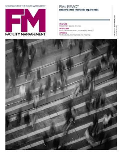 Facility Management digital cover