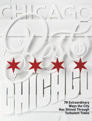 Chicago Magazine digital cover