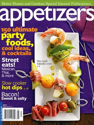 Appetizers digital cover