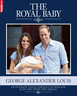 The Royal Baby digital cover