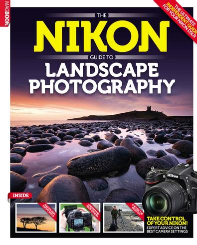 The Nikon Guide to Landscape Photography digital cover