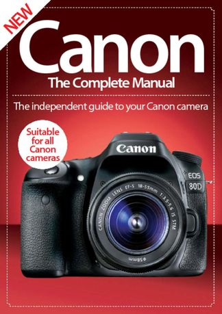 Canon The Complete Manual digital cover