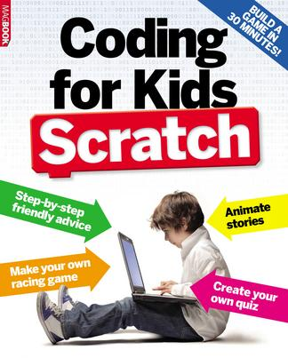Scratch: Learn to program the easy way digital cover