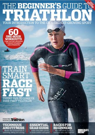 Beginner's Guide to Triathlon 2015 digital cover