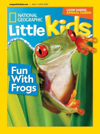 National Geographic Little Kids digital cover