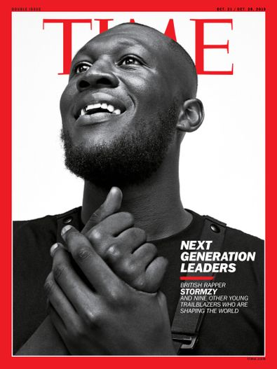 Time Magazine International Edition digital cover
