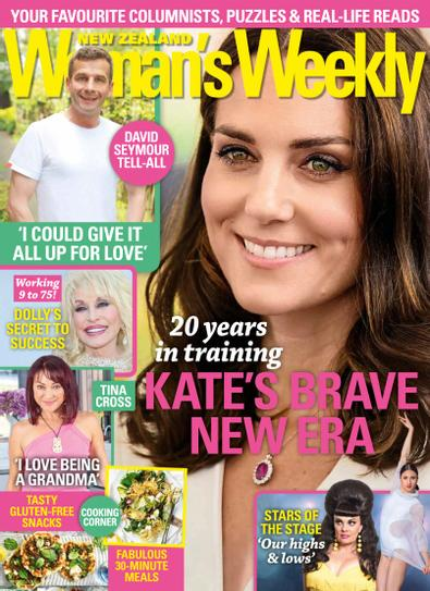 New Zealand Woman's Weekly digital cover
