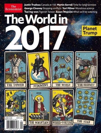 The Economist - The World In 2017 Digital Subscription