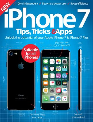 iPhone 7 Tips, Tricks & Apps digital cover