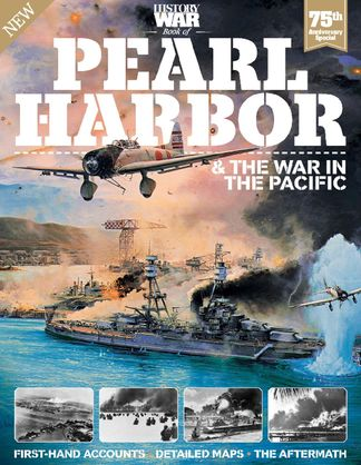 History Of War Book Of Pearl Harbor digital cover