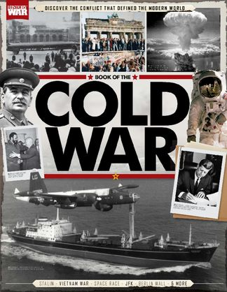 History Of War Book Of The Cold War digital cover