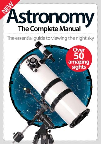 Astronomy The Complete Manual digital cover