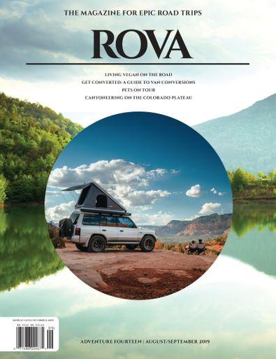 ROVA digital cover