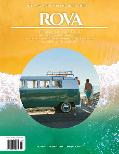 ROVA digital cover