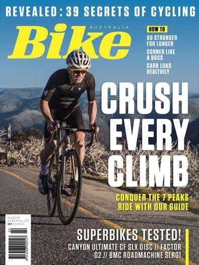Bike Australia digital cover