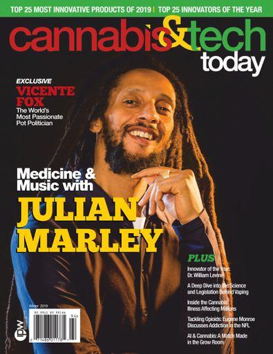 Cannabis & Tech Today digital cover