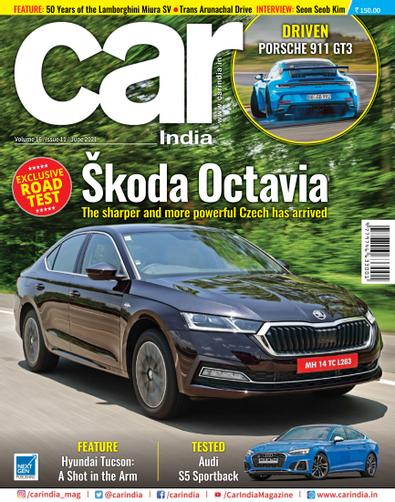Car India digital cover