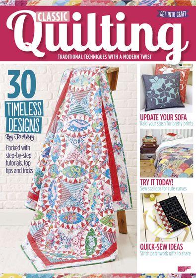 Classic Quilting digital cover