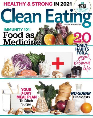 Clean Eating digital cover