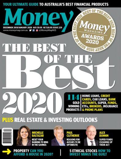 Money Australia digital cover