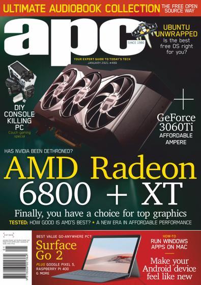 APC digital cover