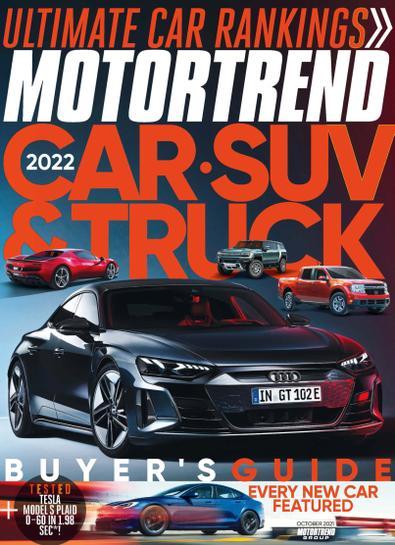 MotorTrend digital cover
