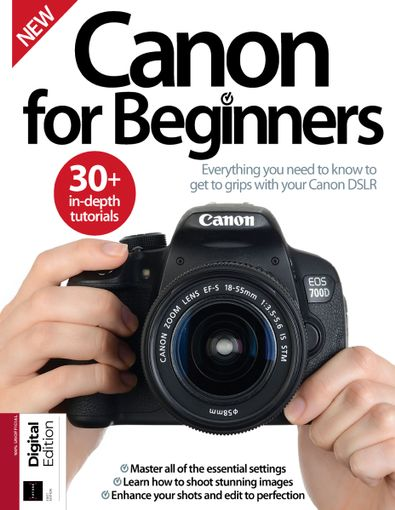 Canon for Beginners digital cover