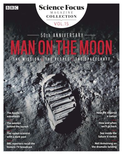 Man on the Moon 50th Anniversary digital cover