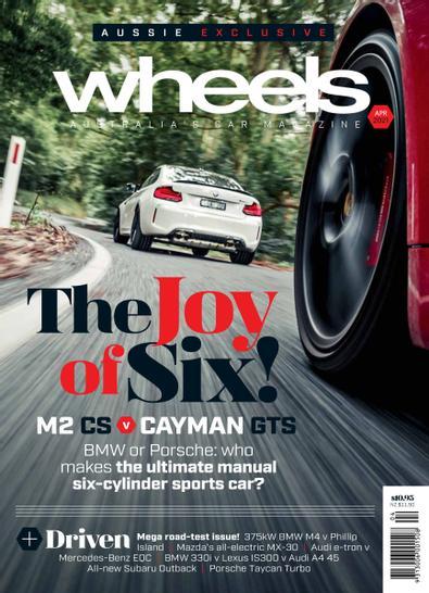 Wheels digital cover