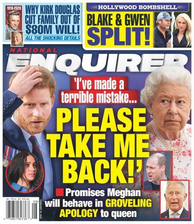 National Enquirer digital cover