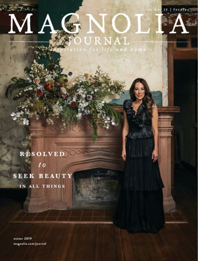 The Magnolia Journal digital cover