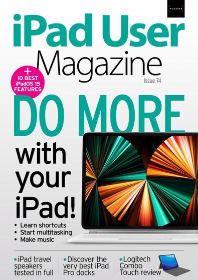 iPad User Magazine digital cover
