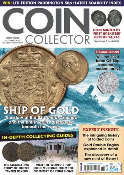 Coin Collector digital cover