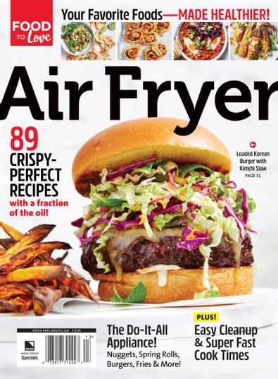 Air Fryer digital cover