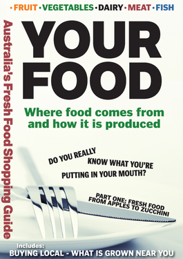 YOUR FOOD cover