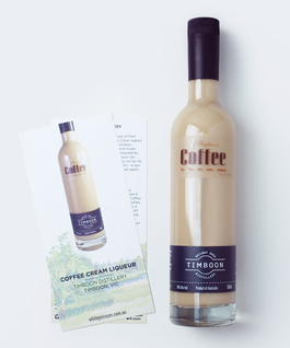 Liqueur Lover local liqueur trial box cover