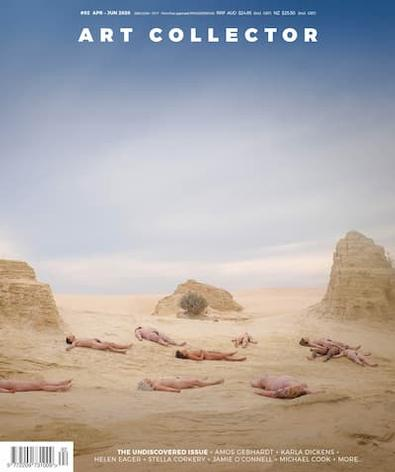 Art Collector magazine cover